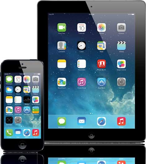 bestanden beheren op iphone en ipad