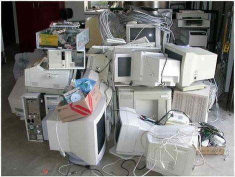 Uw Oude Computer Veilig Weggooien