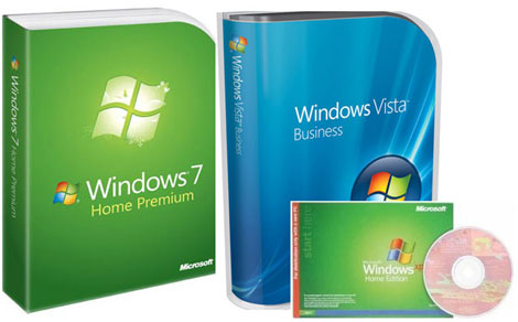 windows xp, vista, 7 opnieuw installeren zonder cd of dvd