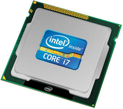 de processor cpu is het brein van de pc