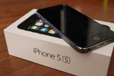 IPHONE 5S 2E HANDS KOPEN