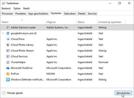 7 manieren om windows 10 eenvoudig sneller te maken