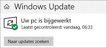Wat u over Windows 10 update weten moet en waarom updates zo